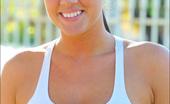 FTV Girls Online 530505 Harper Topless Jogger FTV Girls Online