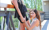 FTV Girls Online Cassie Blonde And Brunette FTV Girls Online