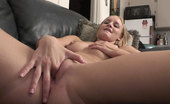 See Me Masturbate 531052 Leah Fingers Her Pussy Before Sliding The Vibrator In. 'You Want Me To Get Off?' She Teasingly Asks. As She Slides The Vibrator In And Out Of Her Wet Pussy And Then Finally Says 'Oh I'M Gonna Come! Oh Yes, I'M Coming!' See Me
