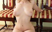 Ero Katya Hot Blonde With Shaved Pussy Spreading Her Legs Wide Ero Katya