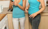 Cunt Munchers Sasha Bangs & Katie K Lesbians Take Pictures Of Themselves And Make Out. Cunt Munchers