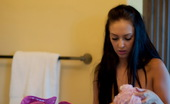 Devine Ones Stephanie Kane Devine Ones Stephanie Kane Shows Off Her Tight Ass In Cute Pink Ruffled Panties Devine Ones