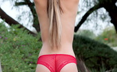 Devine Ones 533320 Sara James Devine One Sara James Shows Off Her Perfect Teen Ass In Tight Red Lace Panties Devine Ones