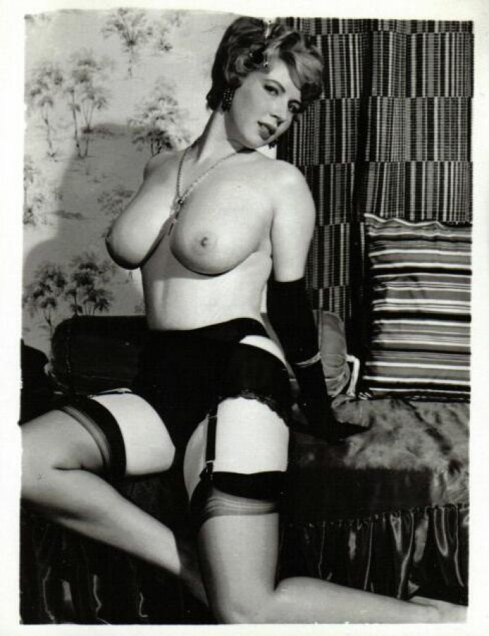 1950s Style Porn - Vintage Flash Archive 534699 Stocking Cuties, 1950'S Style! Vintage Flash  Archive. Â«