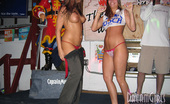 Wild Wet T See These Wild Spring Breakers Show Their Tits And Pussies To This Wild Crowd! Wild Wet T