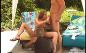 Only DP Aurora Snow Aurora Snow Gets Double-Penetration In This Wild Threesome Only DP