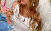 Planet Uniform Sweet Bride Annoushka With Roses Planet Uniform