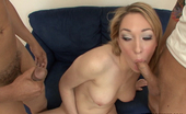 Mike John VIP 536844 Lily Labeau Lily Labeau Worships 4 Cocks And Gets Cum-Blasted In This Group Blowjob Video Mike John VIP