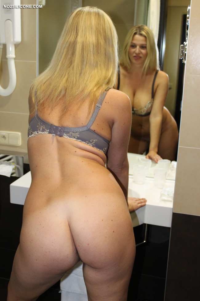 Big Tit Bubble Butt Blonde