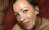 We Love Bukkake Chantelle Foxx Chantelle Foxx Takes Several Facial Cumshots Facials For Chantelle Foxx We Love Bukkake