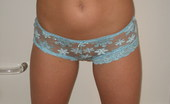 GND Cali Teens Ass Looks Amazing In Her Little Blue Lace Panties GND Cali