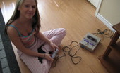 GND Cali Watch As Cali Strips While Playing Video Games GND Cali