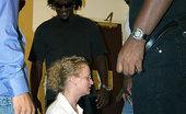 Gang Bang Cathy Picked Up And Gangbanged By Blacks Gang Bang Cathy