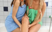 About Girls Love Two Tasty Teen Girls Lick And Finger Each Other In The Bathroom About Girls Love