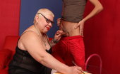 Doctor Lucia Naughty Old Fatty Loves Dancing Chocolate Cha Cha With Boys Doctor Lucia