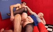 Doctor Lucia Big Old Mommy Just Can'T Stop Gagging On A Horny Boy'S Dick Doctor Lucia
