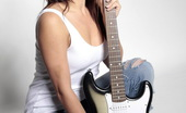 Dani Scott 540454 Dani Scott Gets So Horny Whilst Playing Guitar That She Ends Up Naked Dani Scott