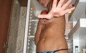 I Shoot My Girl This Time I Caught Tanya On Cam When She Went To The Fridge For An Apple Having Only Her Sexy Lingerie On. I Shoot My Girl