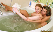 Pantyhose 1 Emmie & Bella Mischievous Chicks Taking Sizzling Hot Bath Right In Their Expensive Tights Pantyhose 1