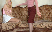 Pantyhose 1 Ottilia & Florence Nasty Chick Spying Upon Filthy Babe Slipping Into Pantyhose To Finger Pussy Pantyhose 1