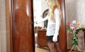 Pantyhose 1 Leah & Laura Hot Mistress Seduces Her Girlfriend Into Steamy Lez Sex In New Pair Of Hose Pantyhose 1