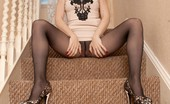 Pantyhosed 4 U 545153 Michelle Moist Horny Michelle Loves Pantyhose And Micro Mini Dresses Too! Pantyhosed 4 U