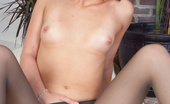 Pantyhosed 4 U Paige Fox Petite Paige Gets Down And Dirty In Her Hose! Pantyhosed 4 U