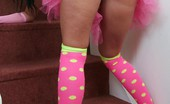 Panty Flash Girls 545403 Lexi Ward Lexi'S Panty Fun On The Stairs! Panty Flash Girls