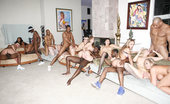 Orgy World Girls Black Dudes Boning Horny White Girls Orgy World Girls