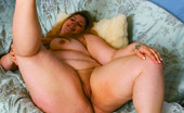 Plumpers And BW Samantha Blonde BBW Shows Her Soft Side Plumpers And BW