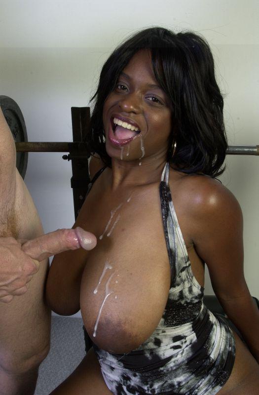 Slim Thick Ebony Sucking Dick