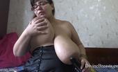 Divine Breasts Nina Milky Tit Fucking Divine Breasts
