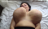 Divine Breasts Alice 85JJ Big Tits Jiggle Show 2 Divine Breasts