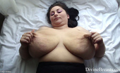 Divine Breasts Alice 85JJ Big Tits Jiggle Show 3 Divine Breasts