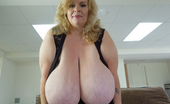 Divine Breasts Suzie Sexy Ample Bosom Divine Breasts