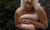 Divine Breasts Saggy Sonja Oiled Breasts Divine Breasts