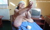 Divine Breasts Anika Vid Caps Oiled Big Boobs Divine Breasts