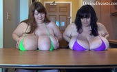 Divine Breasts Suzie Lexxxi Massive Tits In Motion Divine Breasts