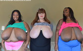 Divine Breasts Lexxxi Triple Big Tits BBWs Divine Breasts