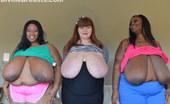 Divine Breasts Lexxxi Triple Big Tits BBWs Divine Breasts