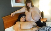 Divine Breasts Suzie And Lexxxi Bedtime Tits Divine Breasts