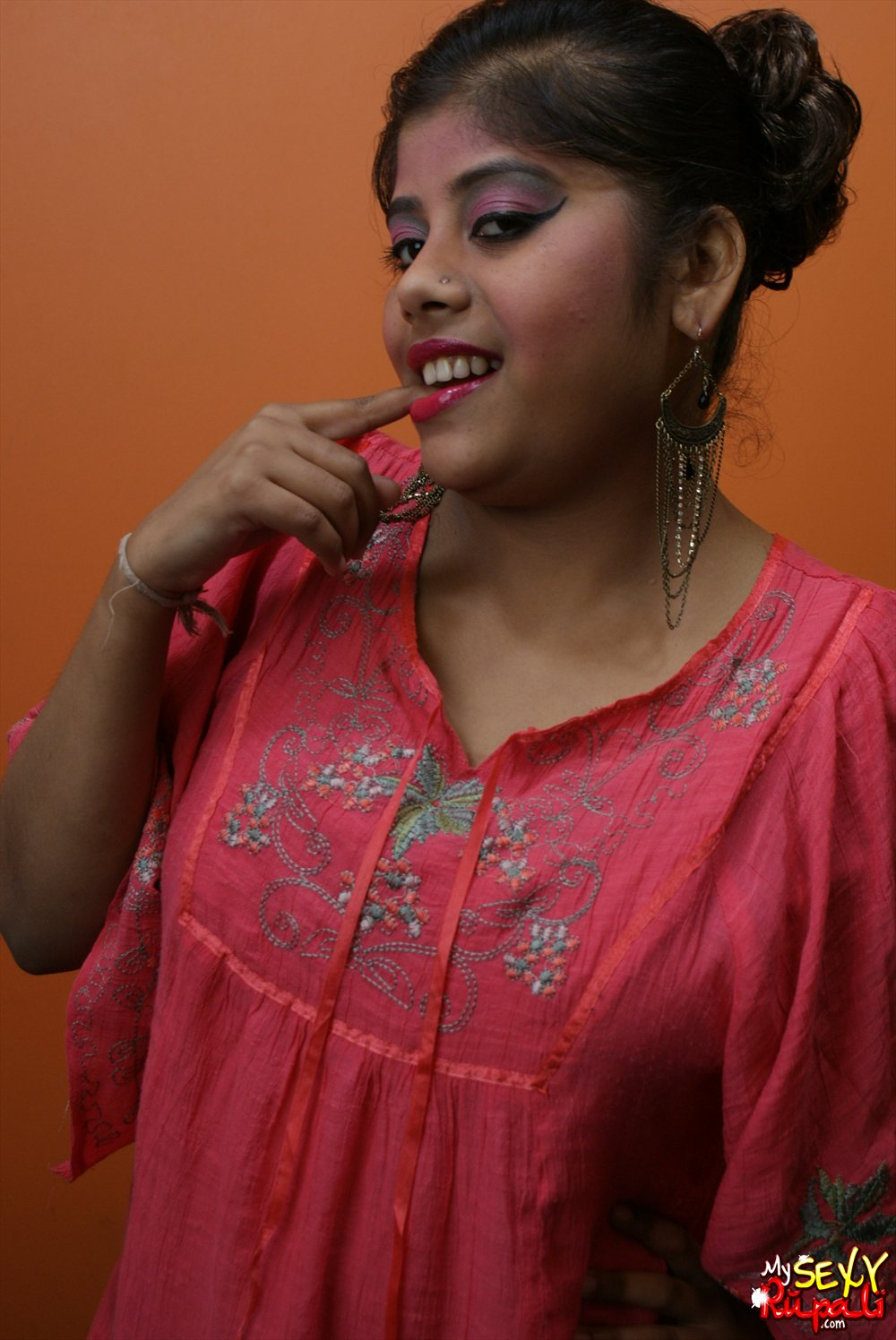 My Sexy Rupali Rupali Ek Hindustani Kuri In Traditional Indian