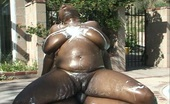 Heat Wave Pass Kim Eternity & Cuba Chubby Ebony Babe Turns Her Chocolate Body Into A Sundae Heat Wave Pass