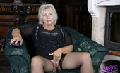 Sexy Grandparents Granny Watched As She Toys Snatch Sexy Grandparents
