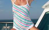 Sandra Shine Live 549811 Sandra Shine Blonde Babe Sandra Shine Getting Naughty On The Yacht Sandra Shine Live