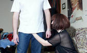 Russian Teachers Young Student Is Undressed And Seduced By A Horny Teacher Russian Teachers