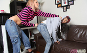 Alyssa Divine XXX Alyssa Divine Gets Caught Stealing A Porn Award And Gets Fucked With A Dildo As A Punishment Alyssa Divine XXX