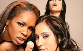 Bad Lesbian Girls Hot Lesbian Reena Sky And Her Sexy Friends Go For A Naughty Threesome And Fuck Their Holes With Toys Bad Lesbian Girls