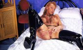 Amsterdam Rubber Redhead Playing Kinky Game Amsterdam Rubber