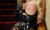Amsterdam Rubber 550716 Two Kinky Latex Lesbians Amsterdam Rubber